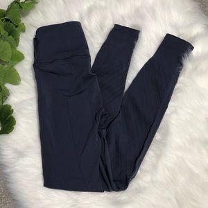 Lululemon | The Original Reveal Navy Tight Pant